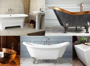 50 Wonderful Freestanding Bathtubs
