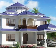 3D conceopt Outstanding Dream House Design
