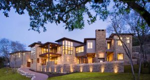 Modern Rustic Dream House Design