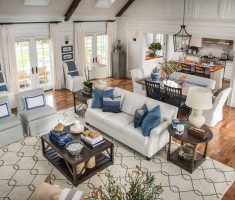 Outstanding Rustic Living Room for Dream House Design with Grey Scheme