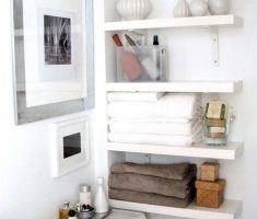 5 Racks for Maximize Your Small Storage Bathroom