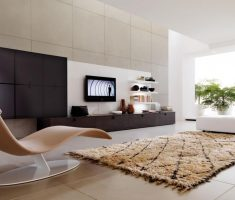 alluring modern living room design
