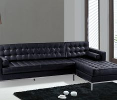 amazing tufted bed black sofa for living room