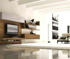 amusing modern living room design