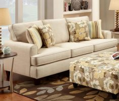 beauty soft colour sofa with floral flower accent chairs for living room pattern