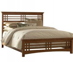 best wooden bed frames double