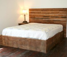 best wooden bed frames handmade diy
