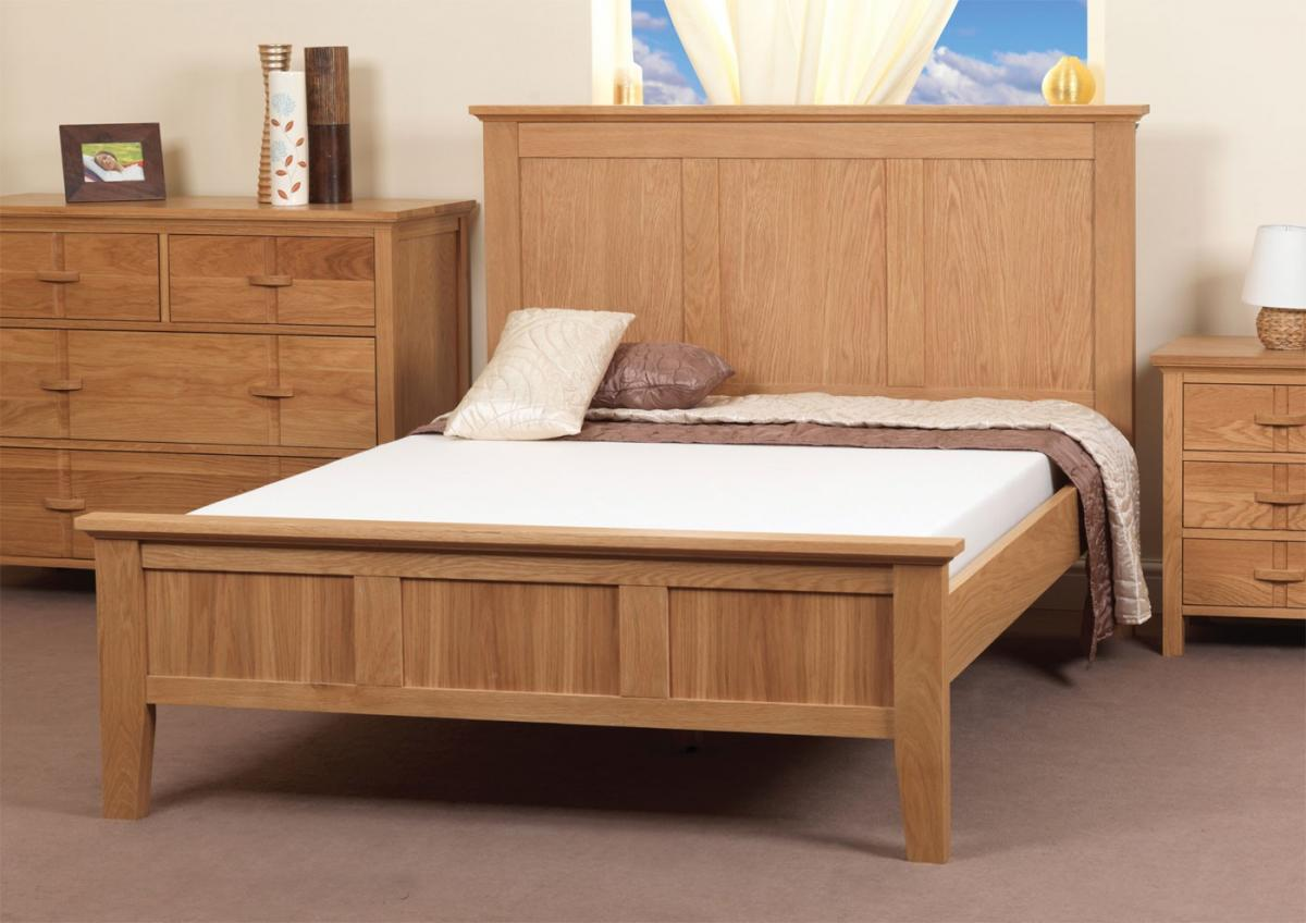 Tips for choosing the best wooden bed frames for Wood bed design 2016