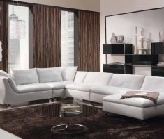 comfortable modern living room interior design