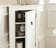 Corner Cabinet Bathroom Storage for Small Storage Bathroom