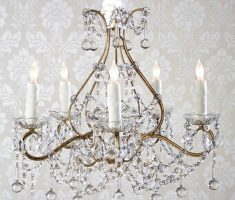 crystal royal shabby chic chandeliers