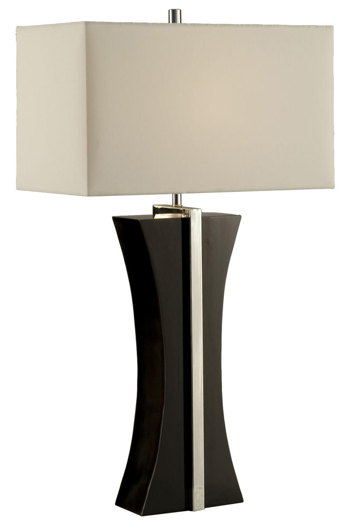 elegant black white bedroom table lamps home inspiring. Black Bedroom Furniture Sets. Home Design Ideas