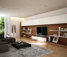enchanting modern living room design