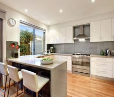 enchanting u shaped kitchen for small space