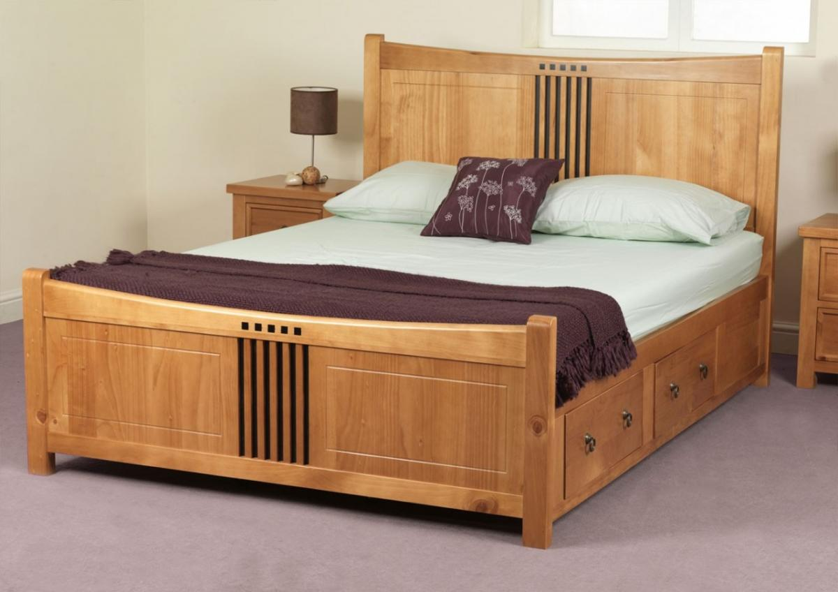 tips for selecting the very best wooden bed frames