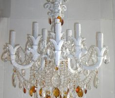 fabulous shabby chic chandeliers