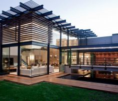 fascinating modern house with unique designs