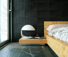 futuristic bedroom table lamps for apartment