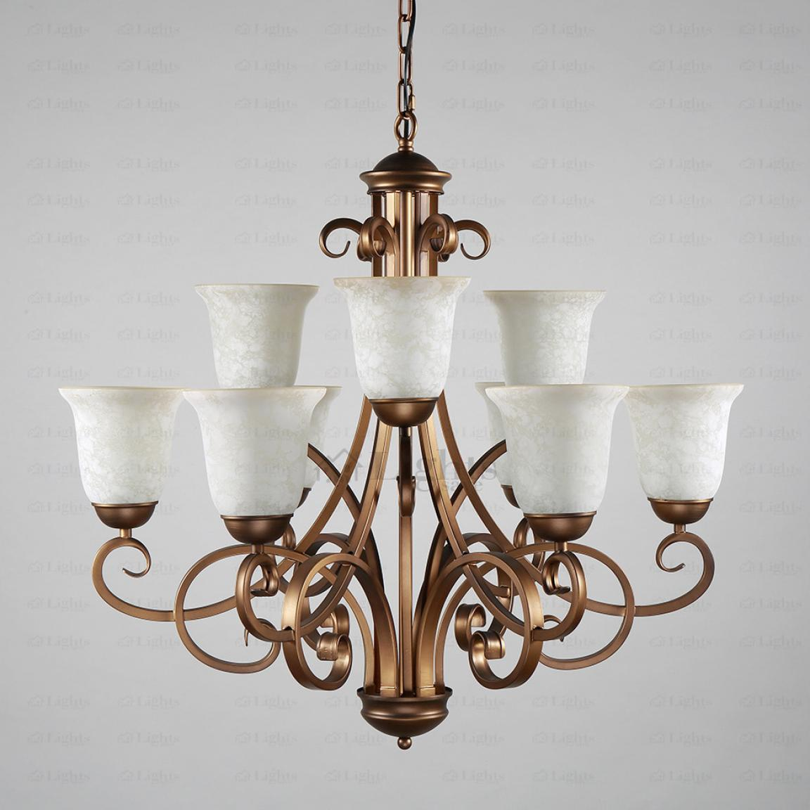 Shabby Chic Chandeliers Inspirations