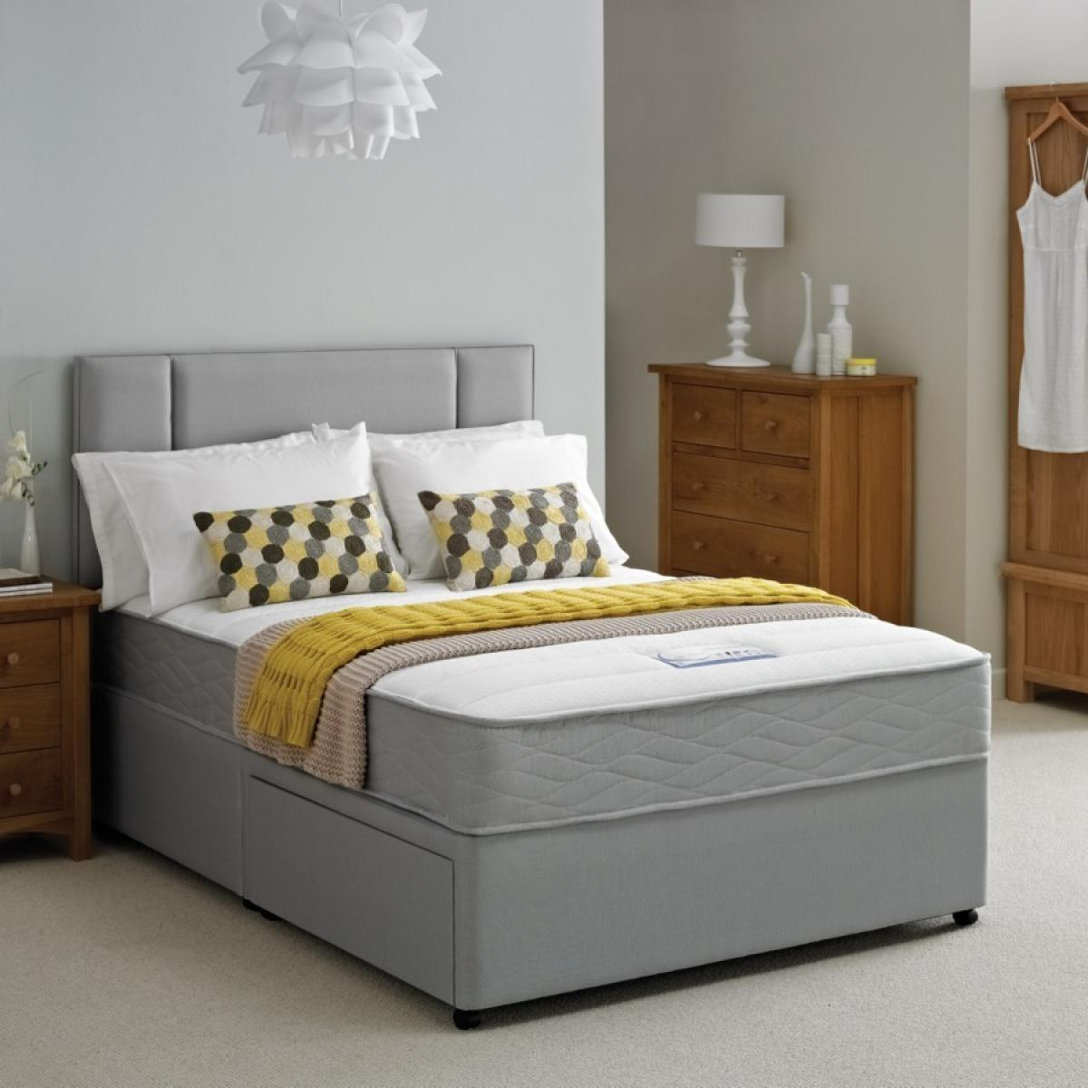 How to choose small double bed for small bedroom for Compact beds