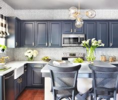 magnificent diy painting kitchen designing with grey and white themed