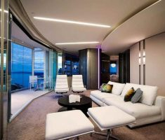 mesmerizing apartment modern interior design