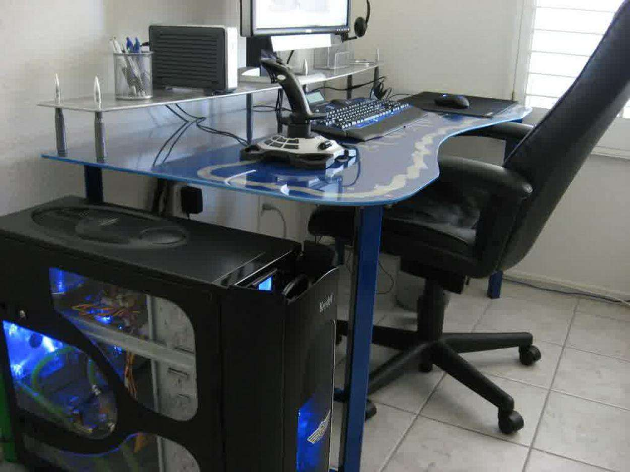 Mini Gaming Computer Desk Inspirations Design