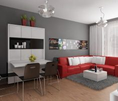minimalist modern interior apartment design ideas