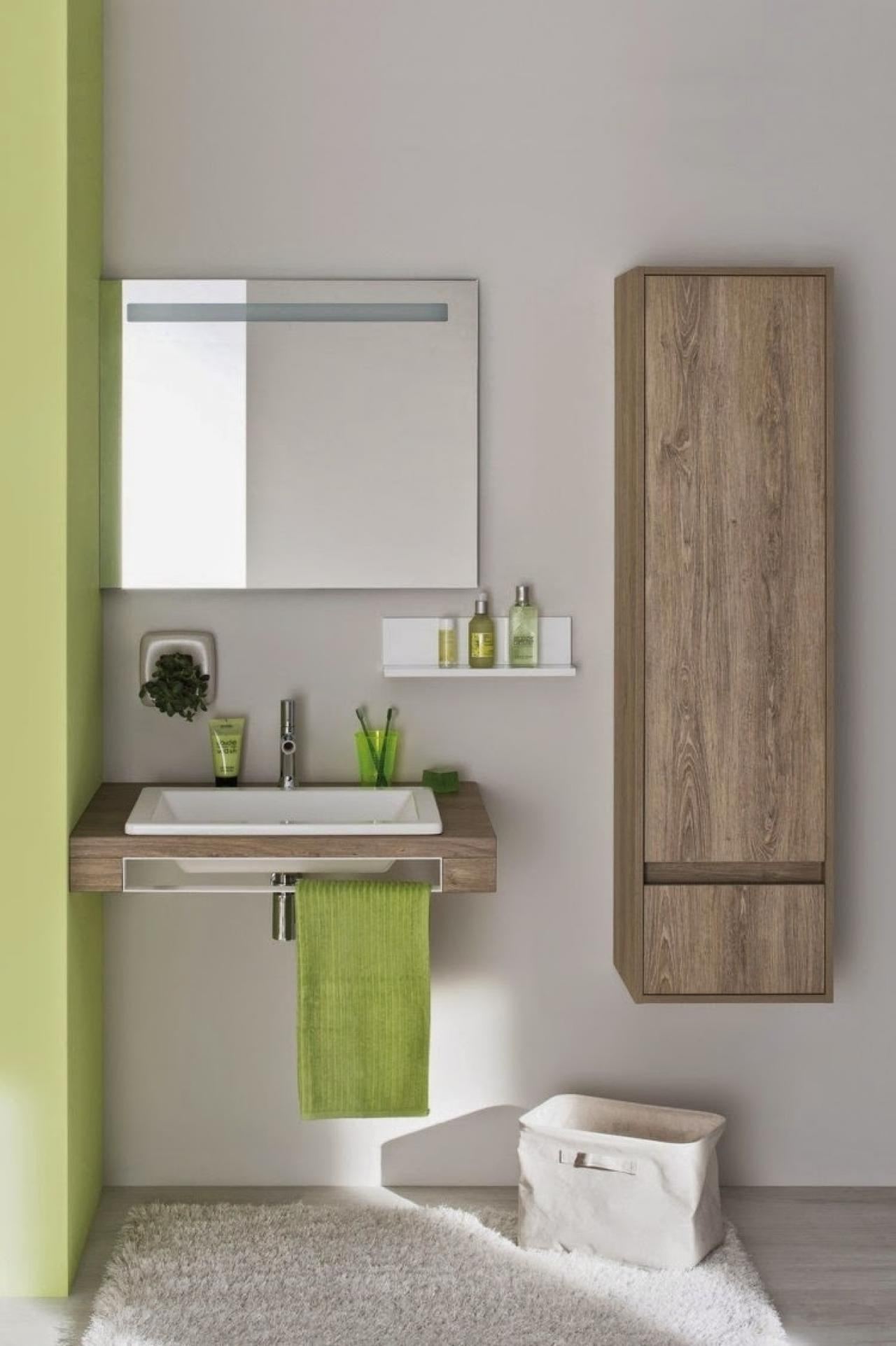 Maximize your small storage bathroom with this - Rangement petite salle de bain ...