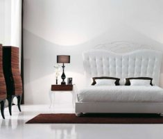 modern bedroom interior design with minimalist decor