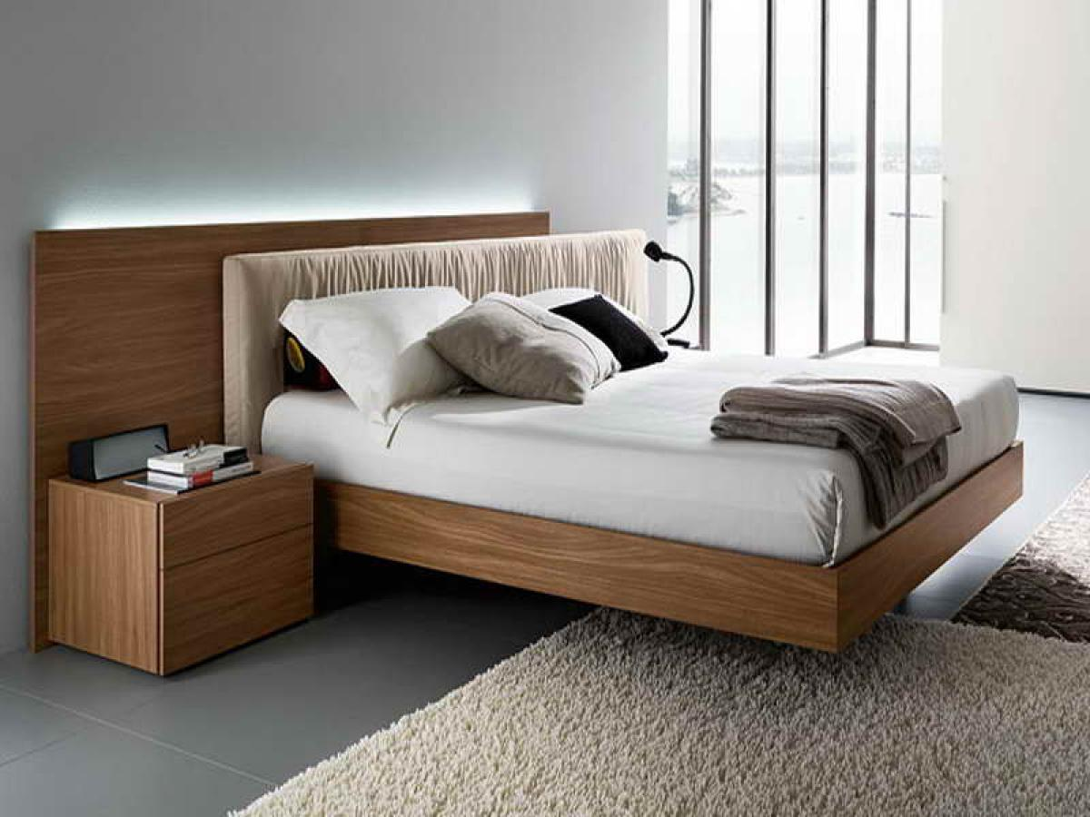 Tips for choosing the best wooden bed frames for Modern wooden bedroom designs