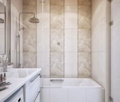 nice bathroom for small space