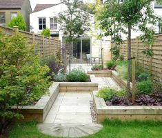 nice small garden space you can add some small kitchen garden