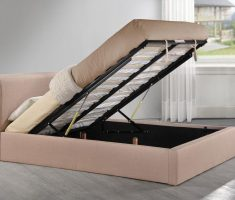 ottoman small double bed for small bedroom