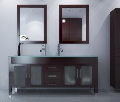 red black vanity mirrors for bathroom colour with vertical rectangle mirro