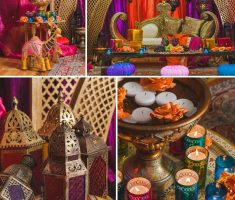 sample for moroccan decoration and furniture