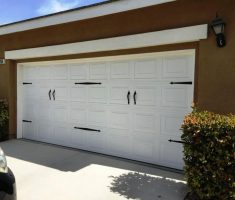 simple lowes garage doors for small garage