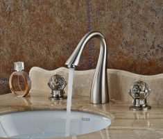 simply minimalist vessel sink faucets design