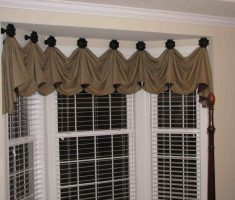 small curtain and window treatments for bay windows suit