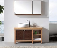 small vanity mirrors for bathroom for modern decor