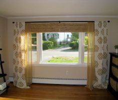 small window treatments for bay windows suit