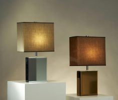 stylish box bedroom table lamps