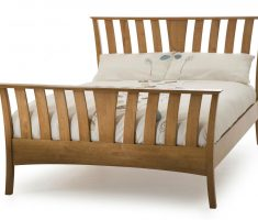 stylish wooden bed frames