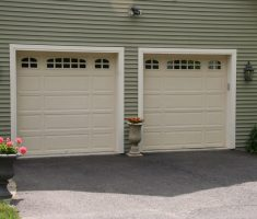 twin ivory raynor garage doors inspirations