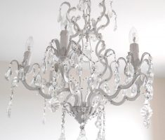 unique design shabby chic chandeliers