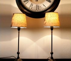 vintage bedroom table lamps