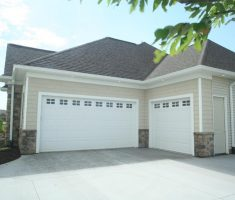 wide and small raynor garage doors inspirations