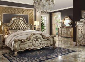 wonderfull-golden-queen-bedroom-sets-for-royal-master-room