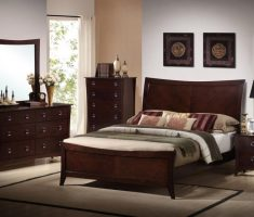 wooden queen bedroom sets for master room
