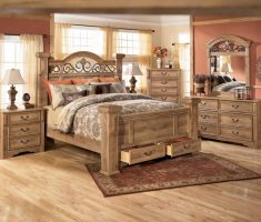 wooden rustic queen bedroom sets